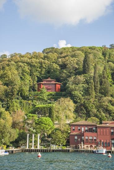 Beautiful Houses along Bosporus-Guido Cozzi-Photographic Print