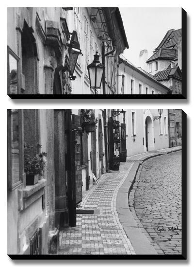 Beautiful Prague, Czech Republic-Cyndi Schick-Canvas Art Set