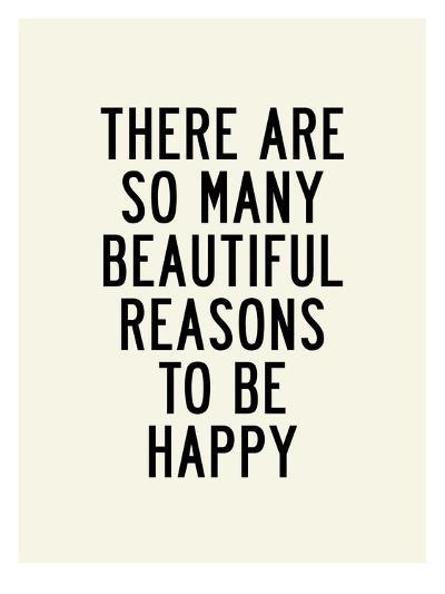 Beautiful Reasons-Brett Wilson-Art Print
