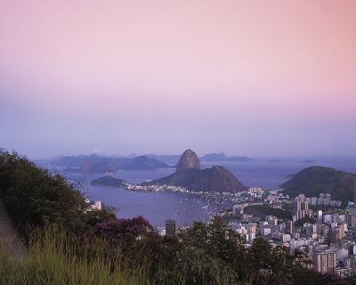 Beautiful Rio-Bent Rej-Giclee Print