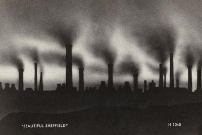 """""""Beautiful Sheffield""""--Photographic Print"""