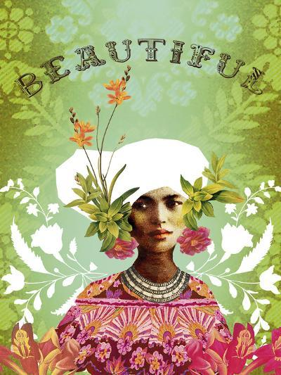 Beautiful-Anahata Katkin-Giclee Print