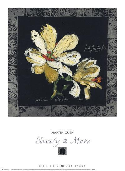 Beauty and More I-Martin Quen-Art Print