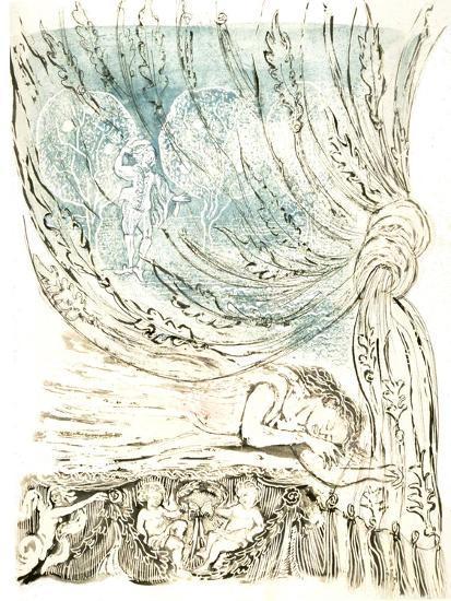 Beauty Dreaming-Mary Kuper-Giclee Print