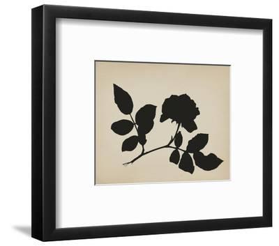 Beauty of a Friend III-Jennifer Jorgensen-Framed Art Print
