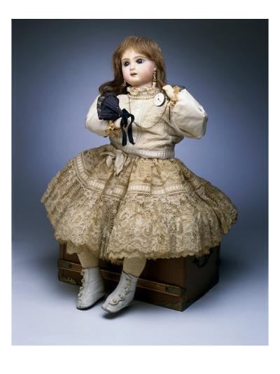 Bebe Jumeau Bebe L'Intrepide by Camp and Doll--Giclee Print