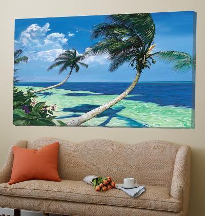 Beckoning Palms-Scott Westmoreland-Loft Art