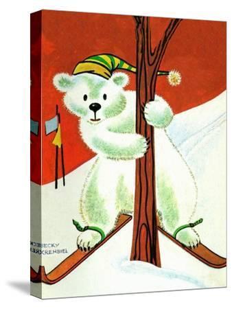 Polar Bear Skis - Jack & Jill