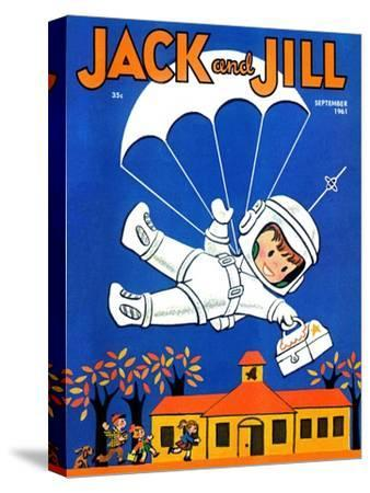 Special Delivery  - Jack and Jill, September 1961