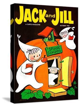 Spook School - Jack and Jill, October 1962