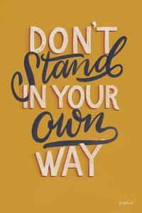 Encouraging Words - Stand by Becky Thorns