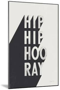 Hip Hip Hooray BW by Becky Thorns