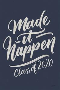 Make It Happen v2 by Becky Thorns