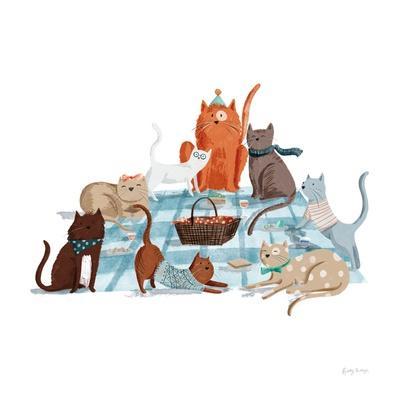 Picnic Pets Cats I
