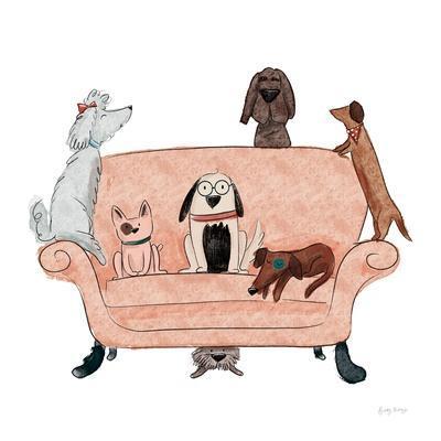 Playful Pets Dogs I