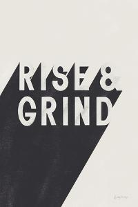 Rise and Grind BW by Becky Thorns