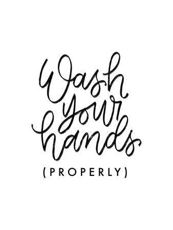 Wash Your Hands III