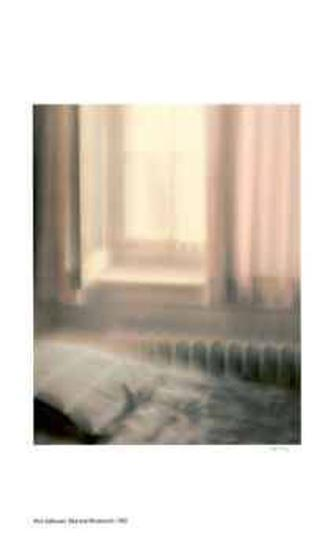 Bed and Window Sill-Rick Zolkower-Limited Edition
