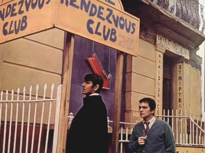 Bedazzled, Peter Cook, Dudley Moore, 1967--Photo