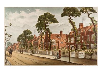 Bedford Park--Giclee Print