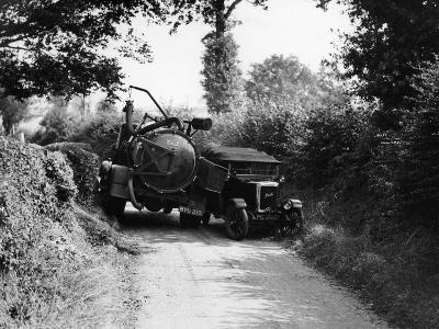 Bedford Truck with Jowett, 1920S--Photographic Print