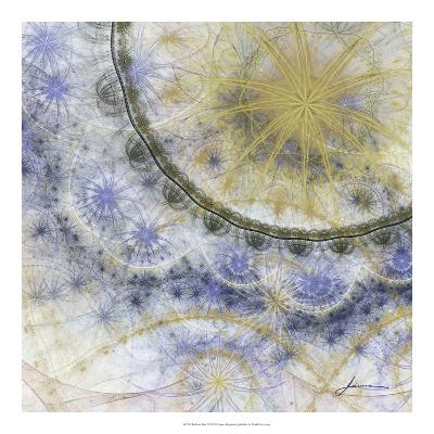 Bedouin Map IV-James Burghardt-Giclee Print