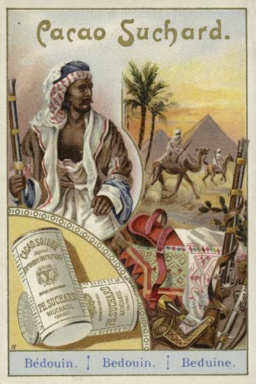 Bedouin--Giclee Print