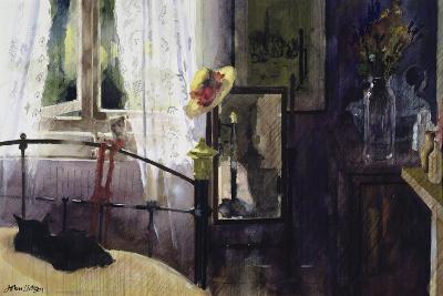 Bedroom at the Dell-John Lidzey-Giclee Print