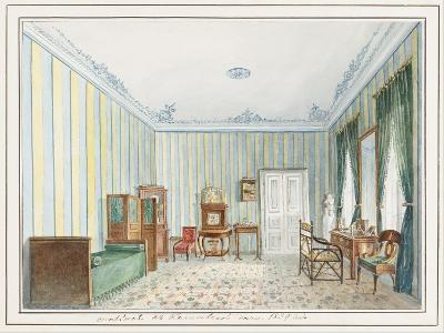 Bedroom in a Country Dacha--Giclee Print