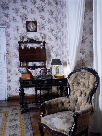 Bedroom, Marquis De Benemejis' House, Santillana Del Mar, Spain--Giclee Print