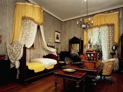 Bedroom of Giuseppe Verdi--Giclee Print