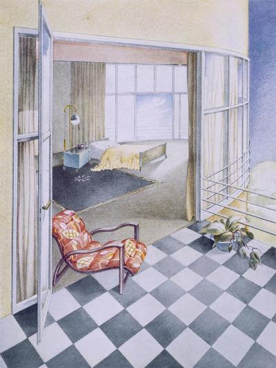 Bedroom--Giclee Print