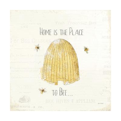 Bee and Bee II-Katie Pertiet-Art Print
