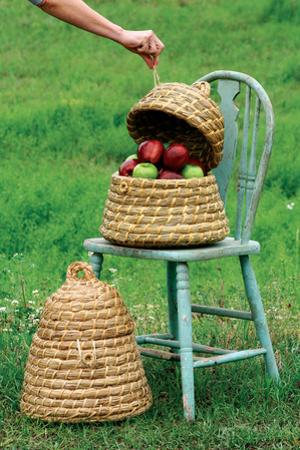 Bee Set Basket