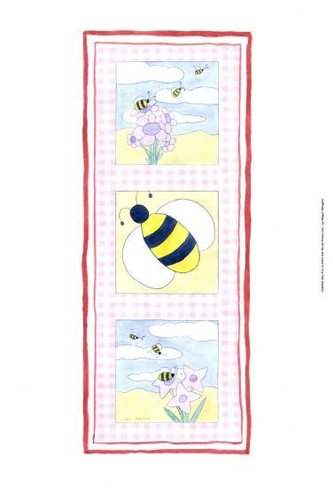 Bee Trio-Megan Meagher-Art Print