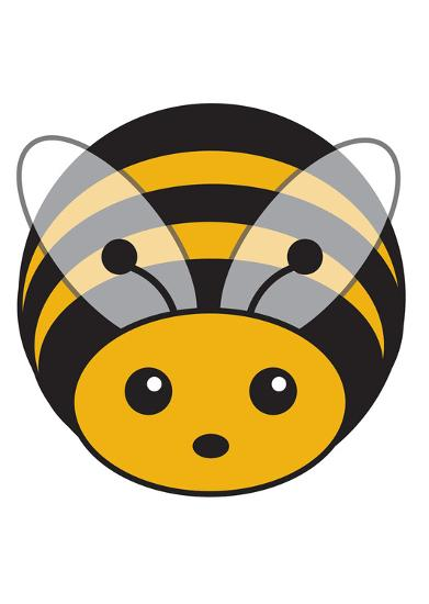 Bee--Art Print