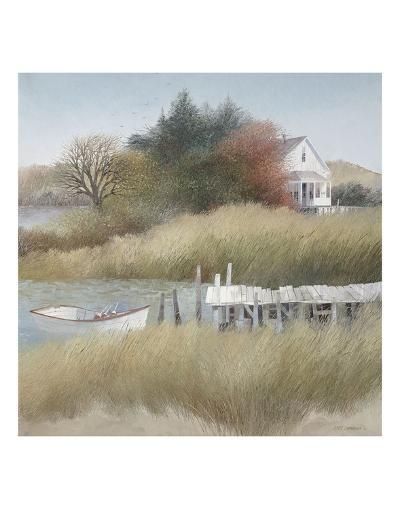 Beechwood Landing-Albert Swayhoover-Art Print