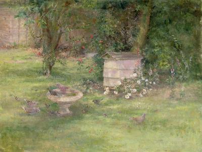 Beehive and Doves-Joyce Haddon-Giclee Print