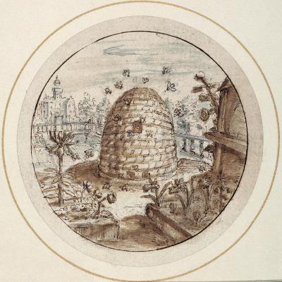 Beehive, Early 17th Century-Crispin I De Passe-Giclee Print