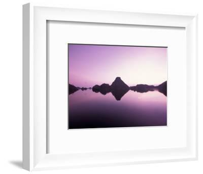 Beehive Islands, Papua, Indonesia-Michele Westmorland-Framed Photographic Print