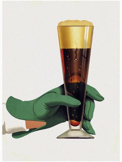 Beer 1-Vintage Lavoie-Giclee Print