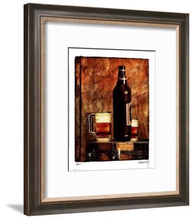 Beer 3-Judy Mandolf-Framed Art Print