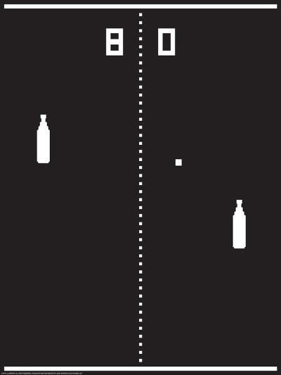 Beer Pong-J.J. Brando-Art Print