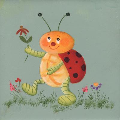 Beetle-Beverly Johnston-Giclee Print