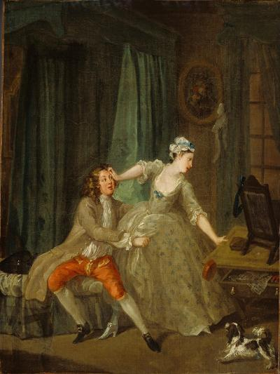 Before, C.1730-31-William Hogarth-Giclee Print
