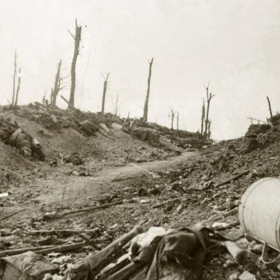 Before Chaulnes, Somme, northern France, c1914-c1918-Unknown-Photographic Print