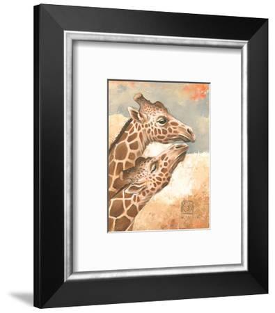 Before Dawn-Tiron Hunt-Framed Art Print