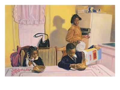 Before School, 1991-Colin Bootman-Giclee Print