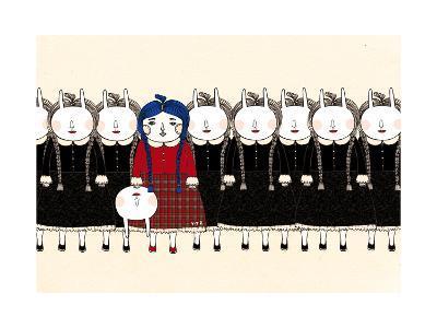 Beginning, 2013-Yoyo Zhao-Photographic Print