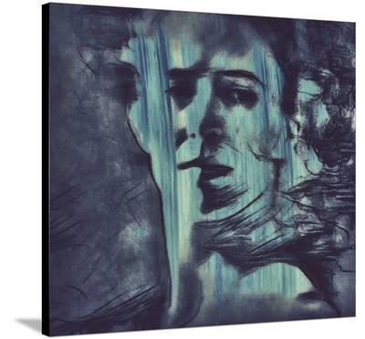 Beginnings( Portrait )-Dalibor Davidovic-Stretched Canvas Print